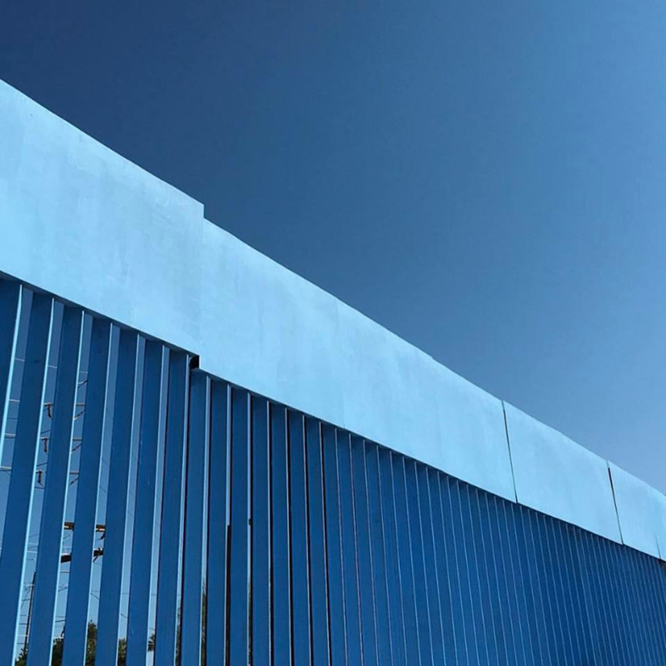 Borrando la Frontera (Erasing the Border)