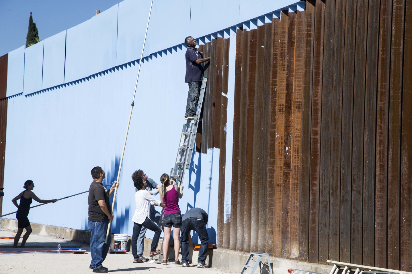 Borrando la Frontera (Erasing the Border)