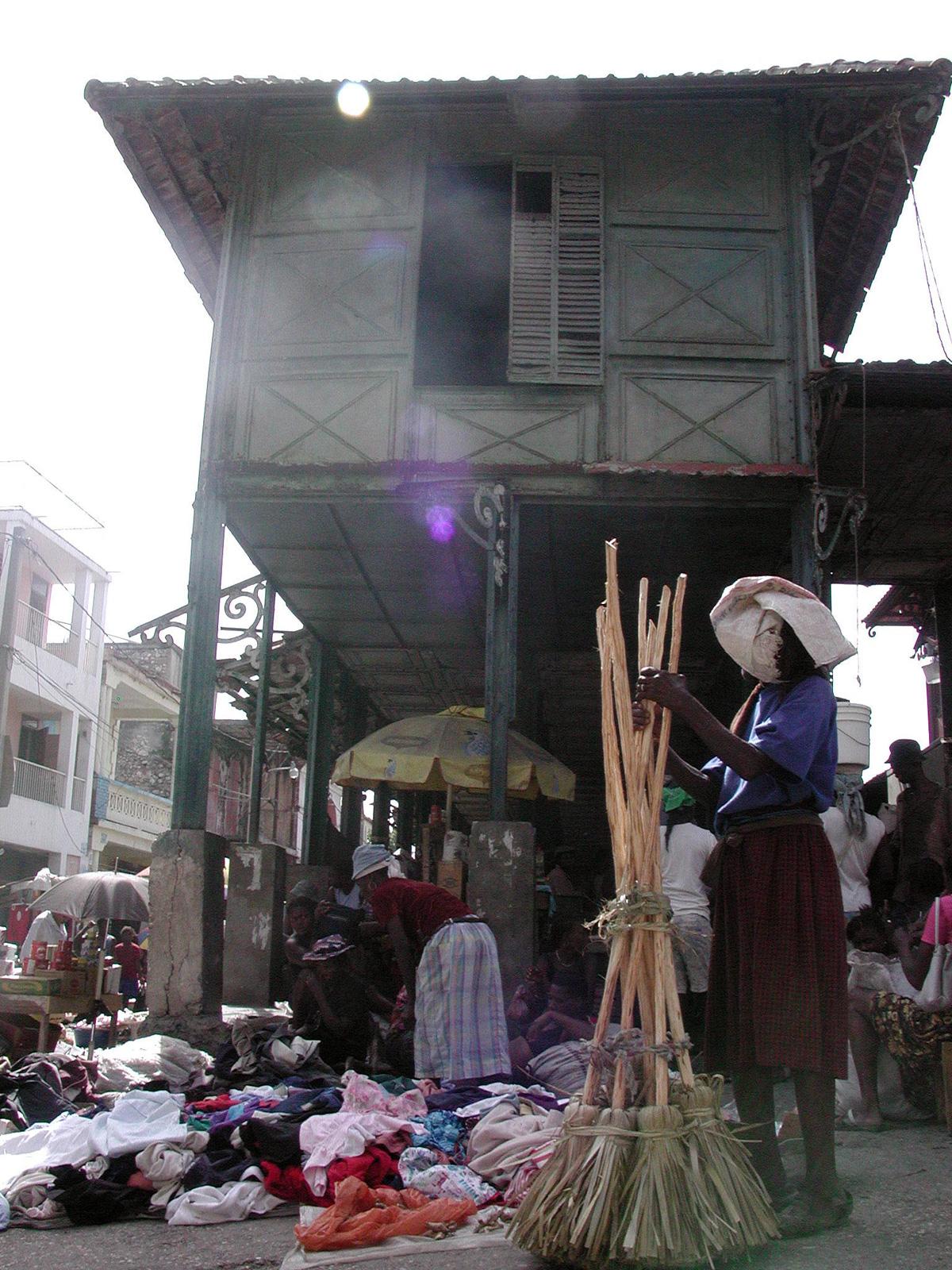 Ti Marche Jacmel (Marketplace)